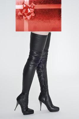 Geile Stiefel aus echtem Leder