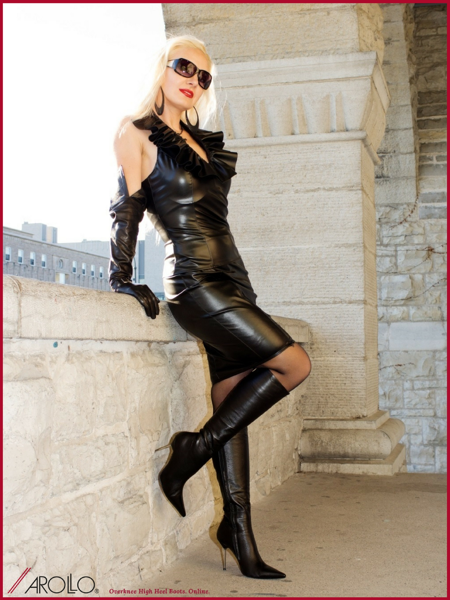 Fashion Leather Boots Online