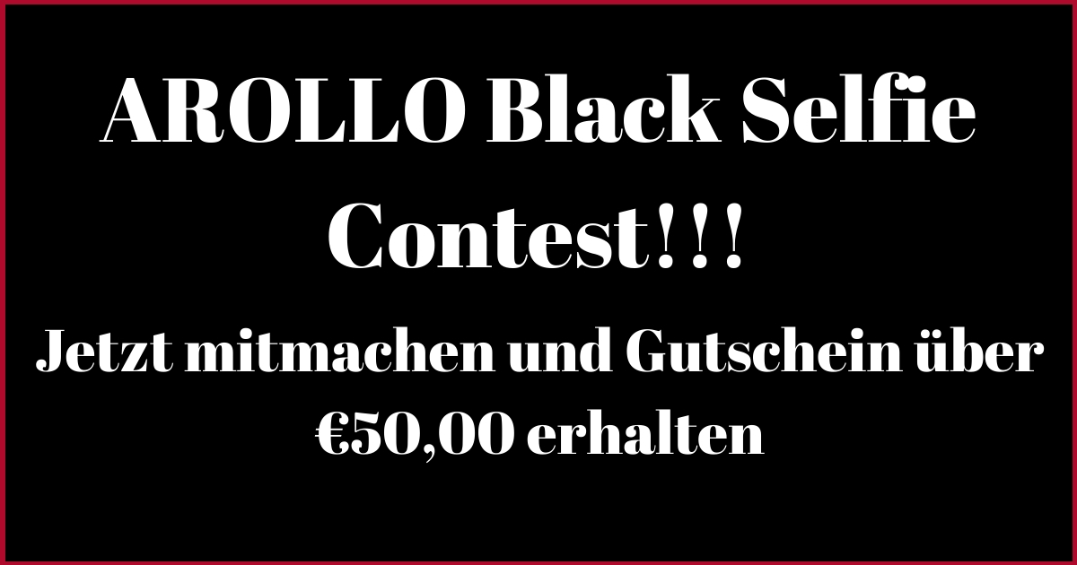 Black Selfie Contest