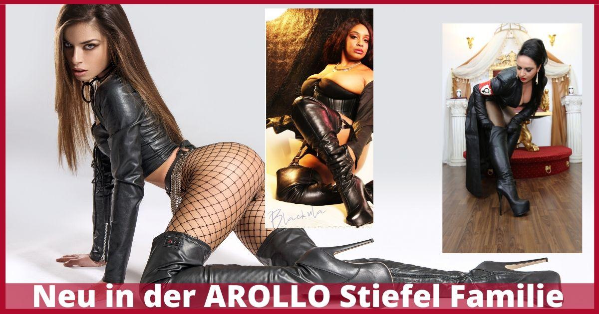 AROLLO Stiefel Familie
